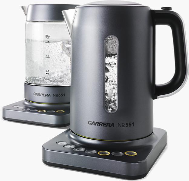 Carrera No 651 Wasserkocher mit Wunschtemperatur und