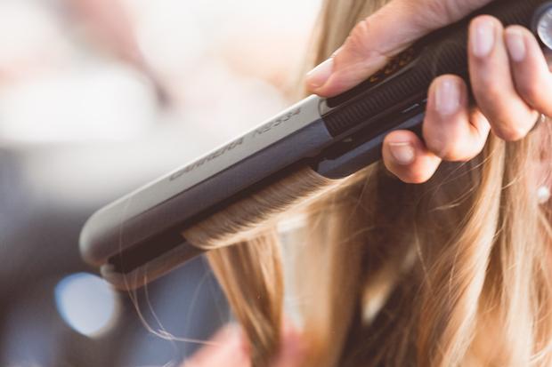 Frisuren locken glatteisen