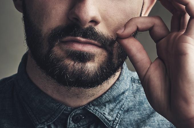 Bartkonturen rasieren und trimmen - CARRERA