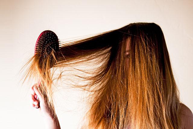 Styling Probleme Mit Glatten Haaren Carrera