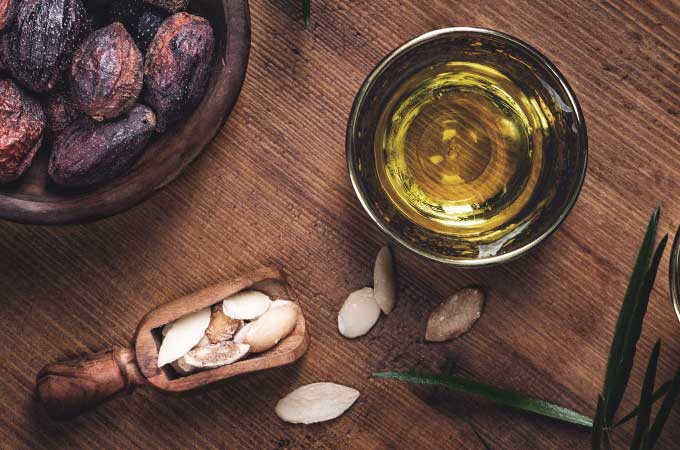 argan oil, natural cosmetics