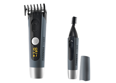 CARRERA Hair Trimmer No 622 and Cosmetic Trimmer No 524